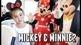 The Real Mickey and Minnie? -  ItsJudysLife Vlogs