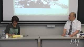 2014/0726 【イントロ】岩上安身による岡真理・京都大教授インタビュー