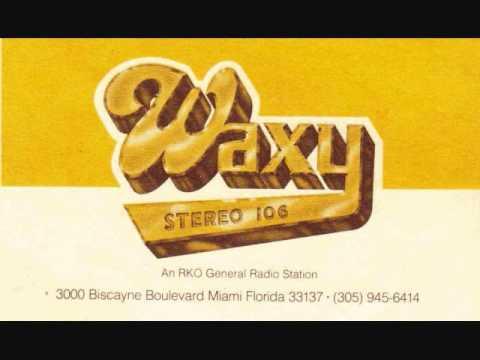 WAXY 105 9  Miami  Ft Lauderdale FL  1978
