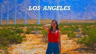LA에 또 와야할 이유가 생겼다..완벽힐링 LA 브이로그 2탄 [조슈아트리 국립공원, 산타모니카 해변, UCLA, 폭풍 먹방]
