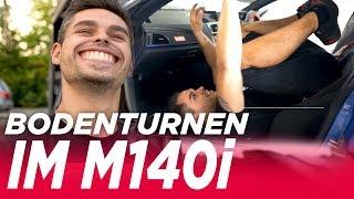 Bodenturnen in Marcels M140i - Awron F2XDGA Multifunktionsdisplay Einbau und Test - BBM Motorsport