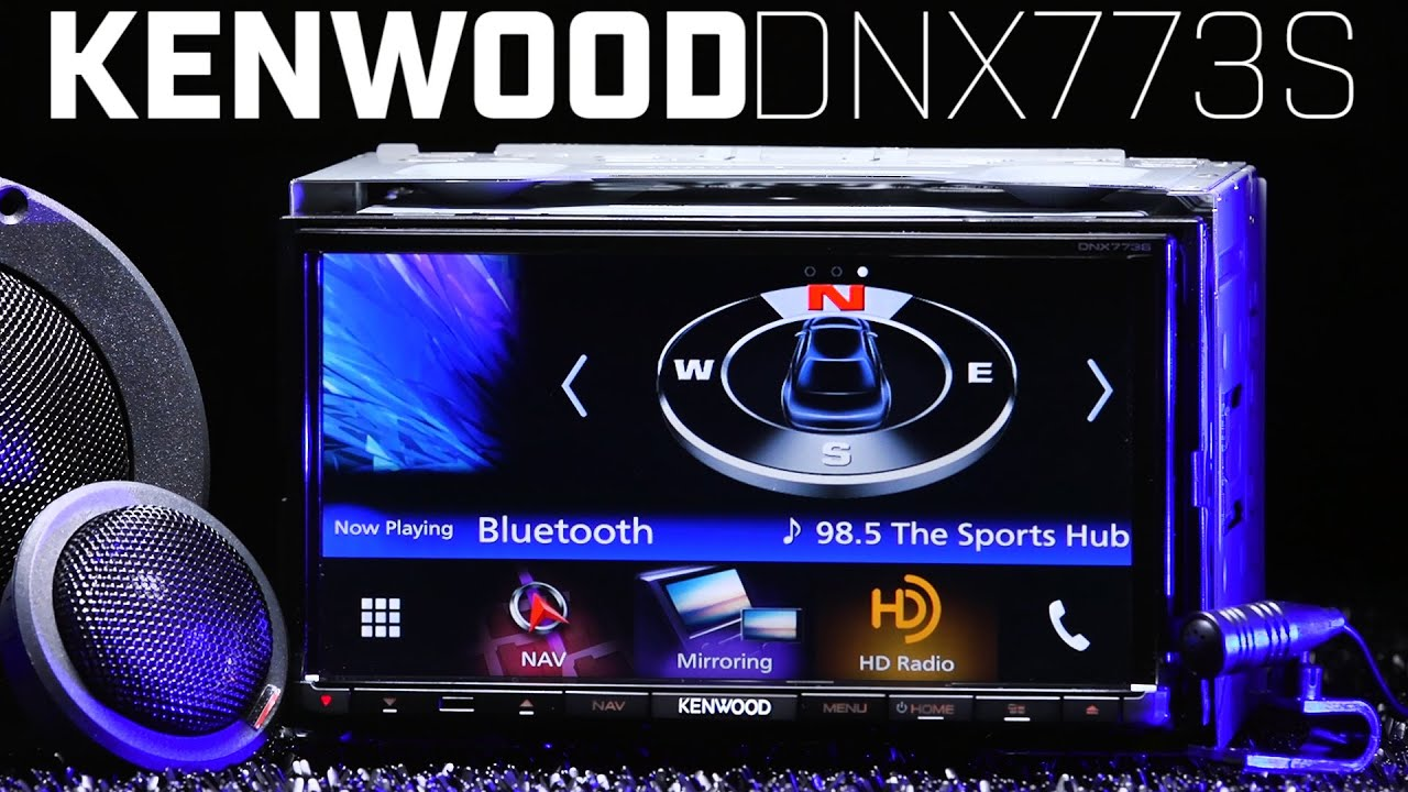 kenwood dnx773s apple carplay android auto mirror link navigation youtube. Black Bedroom Furniture Sets. Home Design Ideas