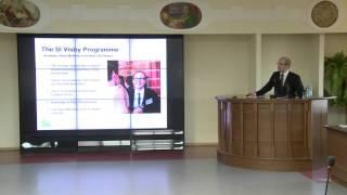 Открытая лекция г-на Маркуса Бумана «Высшее образование в Швеции»