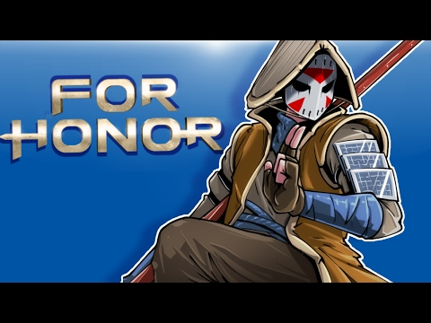 Thumbnail: For Honor - PROTECT THE LANDS!!!! 4v4 Dominion Match!