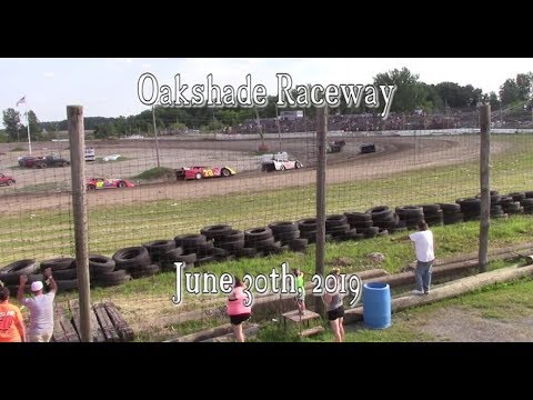 Oakshade Raceway and Swapping Engines