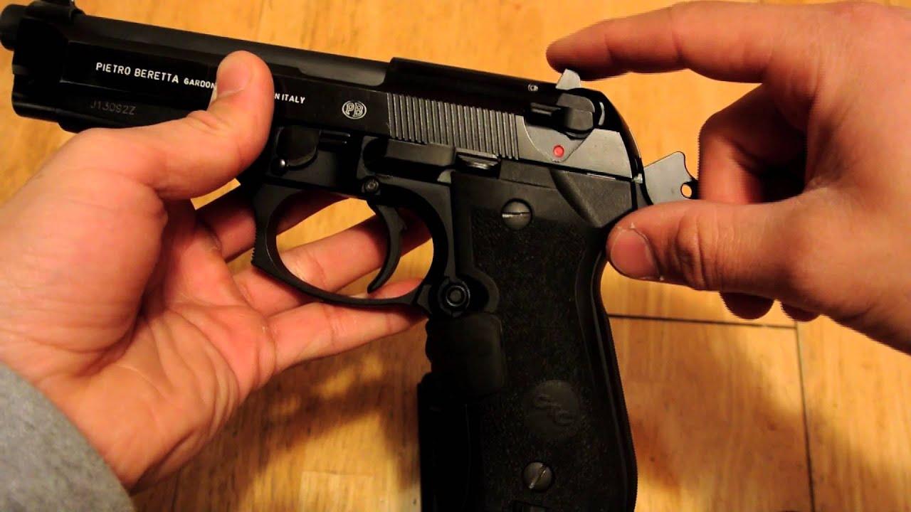 Basic Handgun Anatomy - YouTube