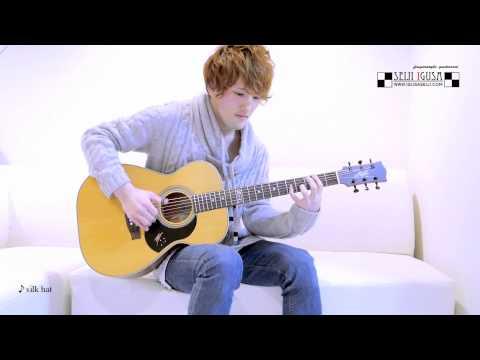 Seiji Igusa [silk hat] Solo Fingerstyle Guitar