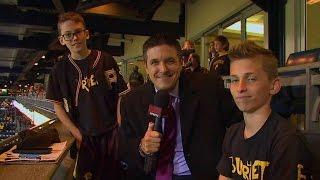 CIN@PIT: Burnett's sons discuss dad's last start