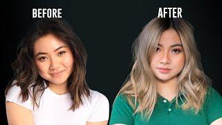 I Bleached My Black Hair Blonde in 24 Hours - Jade Darmawangsa