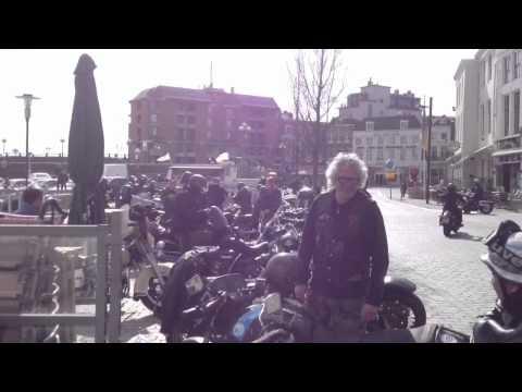 Bergen op Zoom bikers in Popeye