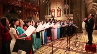 Các Giám Mục Úc Việt trong lễ Khai Mạc Năm Hồng Ân tại TGP Melbourne