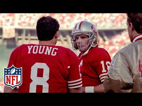 Steve Young Reflects on Relationship & QB Controversy with Montana | A Football Life | NFL