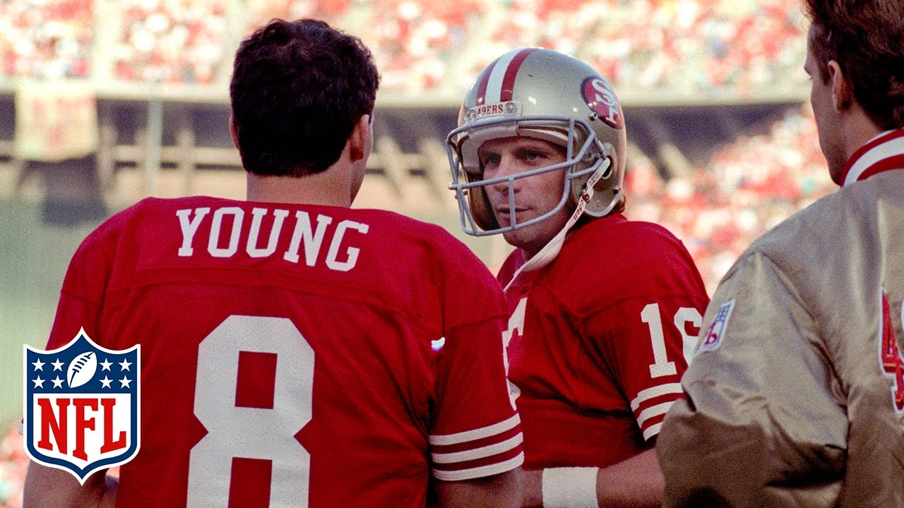 joe montana and steve young relationship