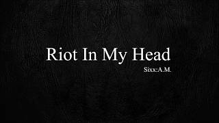 Play Riot In My Head