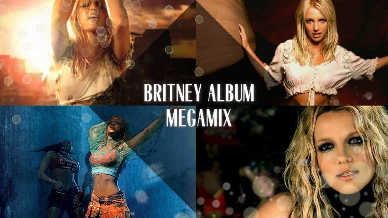 Britney Spears: Britney Album Megamix - YouTube