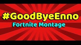 #GoodByeEnno
