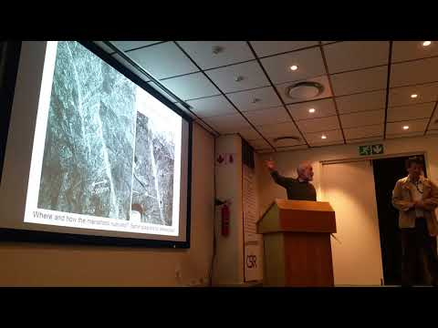 SAGA Talk - Drilling into an active fault zone in a South African gold mine (ICDP)