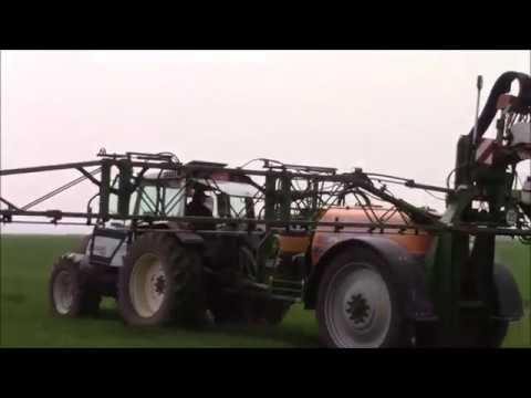 spraying valmet 8100 | amazone ug 2200 nova