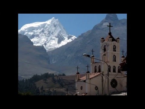 Best tourist attractions in Peru - Huaraz - City
