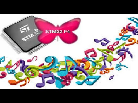 STM32 Tutoriel #10 (Sound Audio Test)