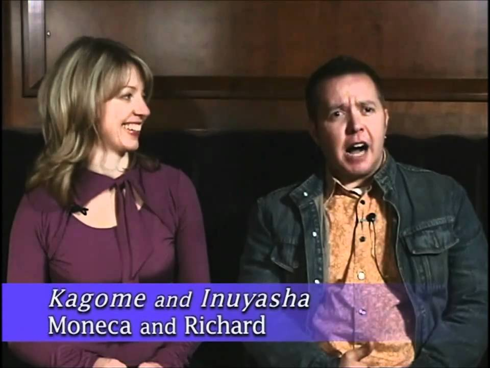 Inuyasha English Cast Interview Part 2