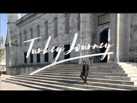#FARVLOG 10 DAYS TURKEY JOURNEY  2017 PART 1!