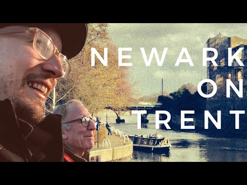 Barging Through Newark With An Ex-British Waterways Electrician