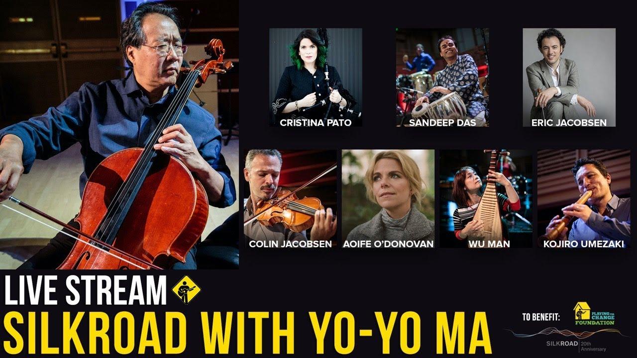Virtual Concert: Yo-Yo Ma & Playing for Change