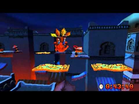 how to get relics in crash bandicoot warped