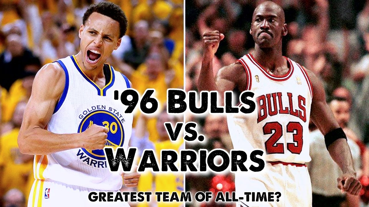 1996 Bulls Vs 2016 Warriors Best NBA Team Of All Time