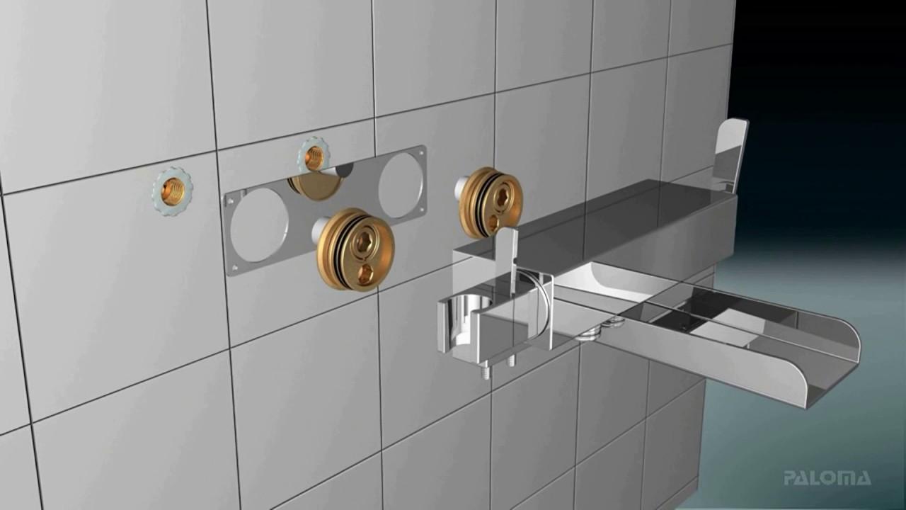 5 single lever bath shower mixer set youtube 5 single lever bath shower mixer set