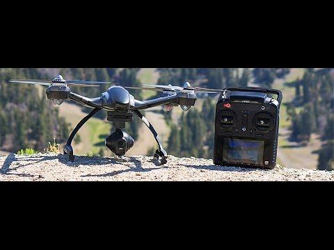 yuneec q500 4k typhoon quadcopter flight test youtube. Black Bedroom Furniture Sets. Home Design Ideas