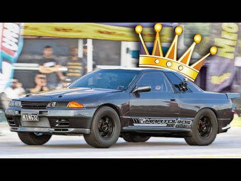 1500hp KING32 GTR - Australia's KING Street Car!