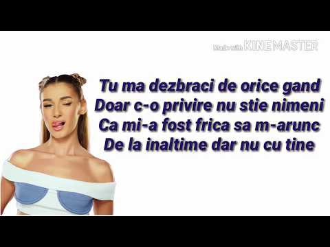Alina Eremia - As Da (Versuri/Lyrics)