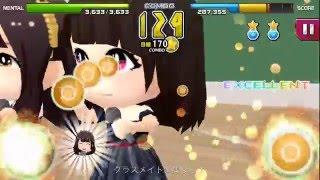 AKB音ゲー 2016.3.1 は大川莉央さんのお誕生日。 【涙サプライズ】のHARDをプレイしました。 お誕生日おめでとうございます。 昨年よりもさらに輝...