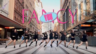 "[KPOP IN PUBLIC CHALLENGE] TWICE(트와이스) - ""FANCY"""