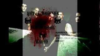 S.R.L. - Intervista a Jerico per Radio Metal Brigade Old School