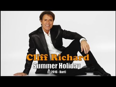 Cliff Richard - Summer Holiday (Karaoke)