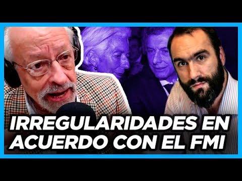 ¿Qué va a pasar con la renegociación con el FMI, tras la grave denuncia de Biscay?