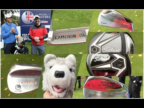 Peter Uihlein What's In The Bag - With Peter Finch