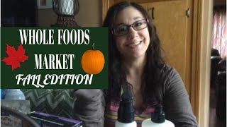 Shop & Haul | Whole Foods Market | Trying On The Border | Vlogtober Day 14