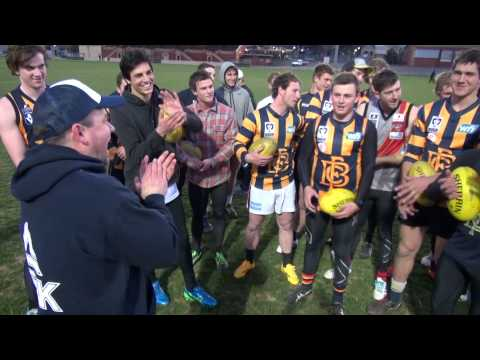 Bendigo Gold Football Club tribute
