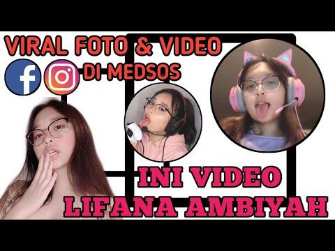 LIFANA AMBIYAH    Lagi Viral Di Media Sosial 2020