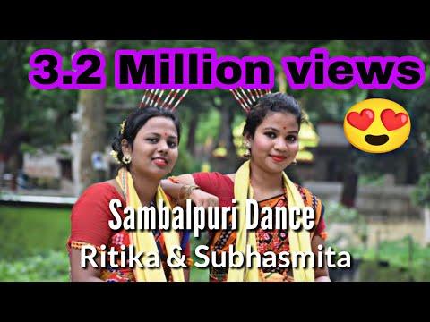 A baula Rasia pache padigala na, Sambalpuri song ||Dance cover || Subhasmita behera