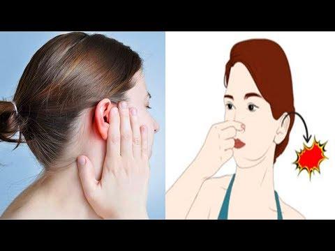 Уши болят после купания в море
