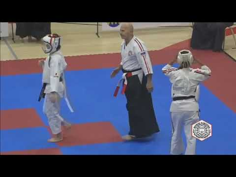 2017 world Koshiki Championships adult female Fighting