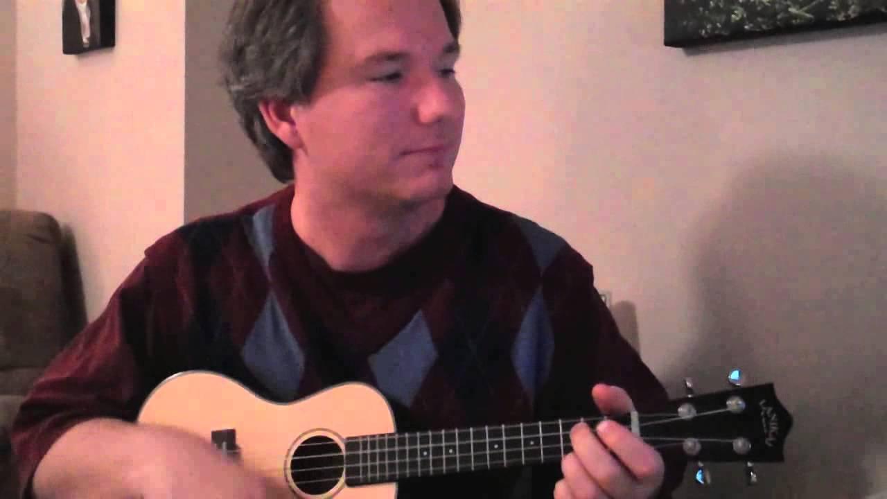 Ukulele Sweater Vest Guy - YouTube