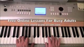 California Girls | Beach Boys | Easy Piano Cover