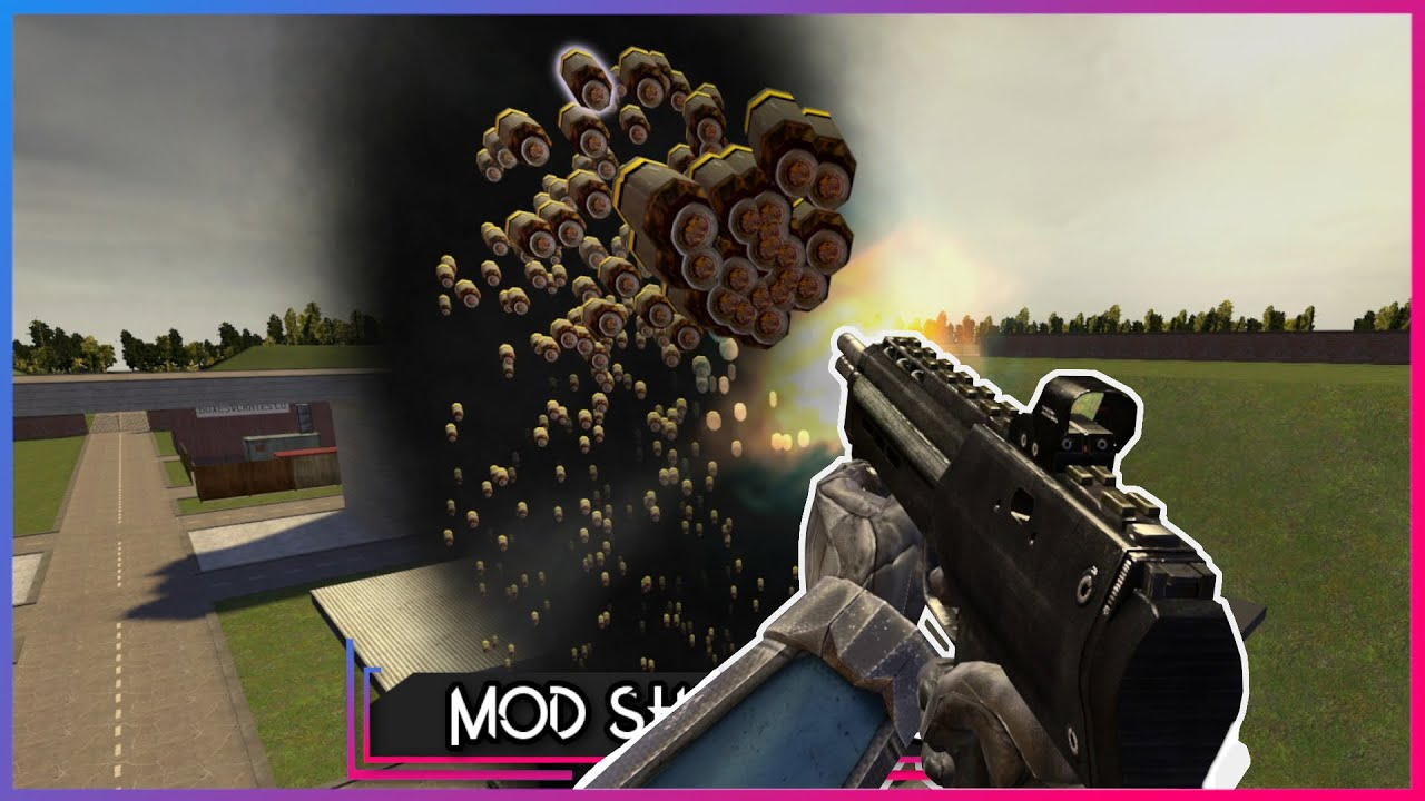 Make Your OWN ADMIN GUN With This Custom SWEP! | Garry's Mod
