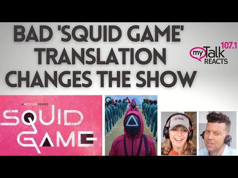 Bad Translation Changes Squid Game For the Worse